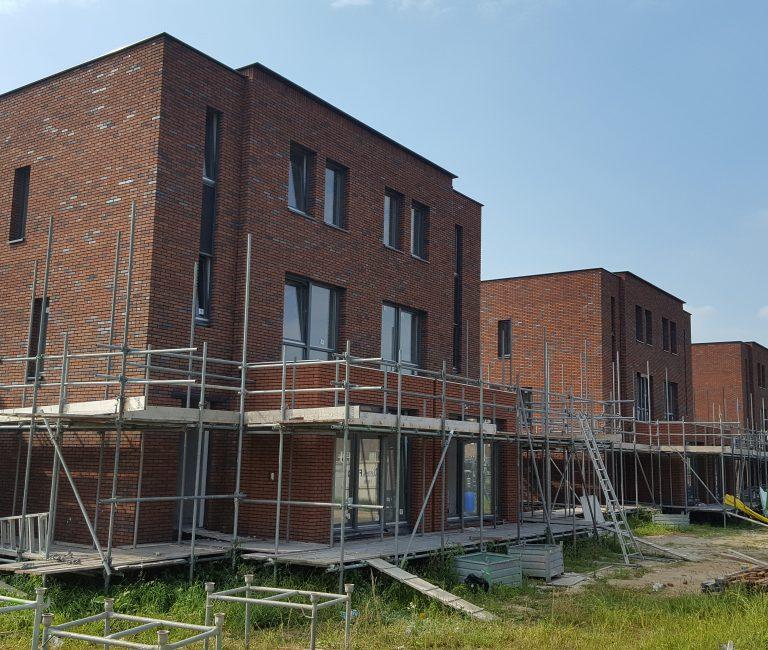 Eerste woningen Laan van Zuidbroek in Apeldoorn opgeleverd - Nikkels