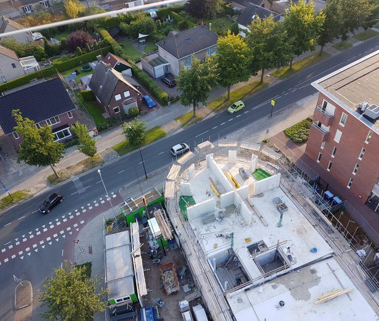 Nikkels nieuwbouw appartementen De Groene Hoven