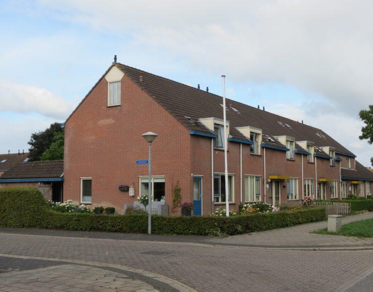 Nikkels - Renovatie 58 woningen in Kampen van start