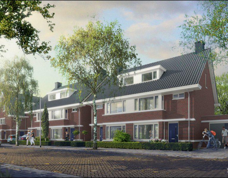 10 woningen Fesevurstraat Tesschemacherstraat