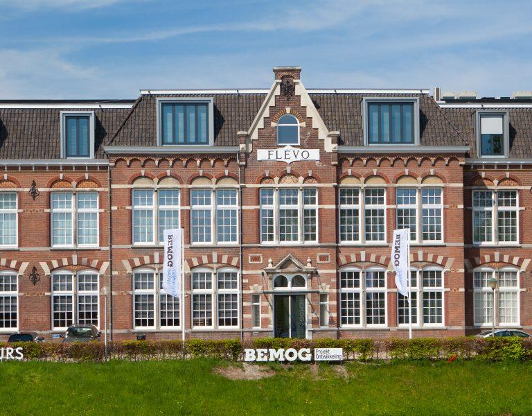Zwolle, Flevogebouw