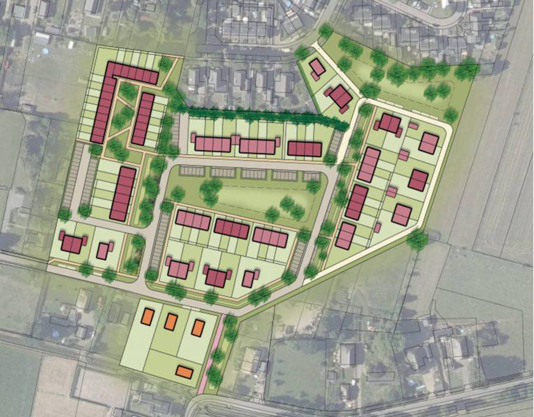 stedenbouwkundig plan oosterhof zuid